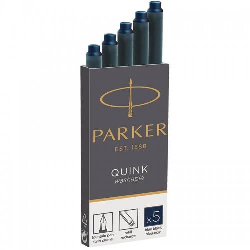 Темно-синие картриджи с чернилами Parker (Паркер) Long Blue ink в Ростове-на-Дону
