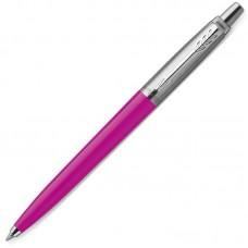 Шариковая ручка Parker (Паркер) Jotter Color Magenta M блистер
