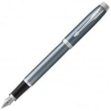 Перьевая ручка Parker (Паркер) IM Core Light Blue Grey CT F