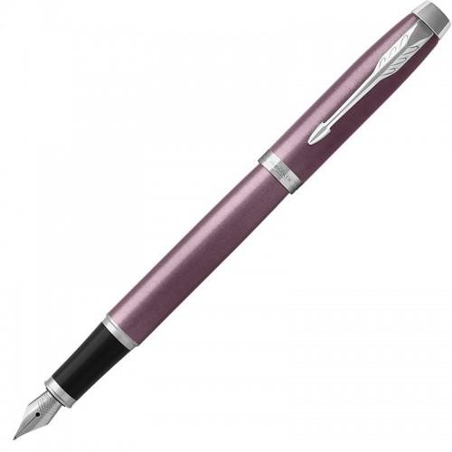 Перьевая ручка Parker (Паркер) IM Core Light Purple CT F в Ростове-на-Дону