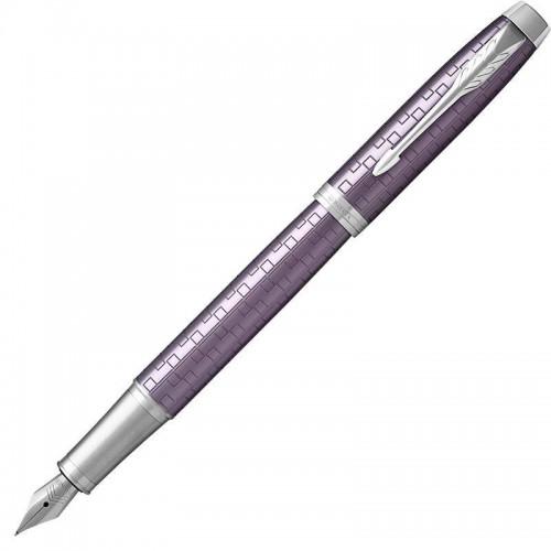 Перьевая ручка Parker (Паркер) IM Premium Dark Violet CT F в Ростове-на-Дону