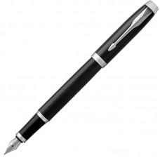 Перьевая ручка Parker (Паркер) IM Core Black Chrome CT F