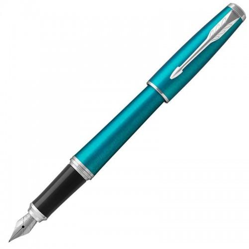 Перьевая ручка Parker (Паркер) Urban Vibrant Blue CT F в Ростове-на-Дону
