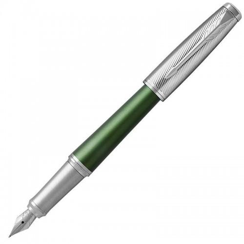 Перьевая ручка Parker (Паркер) Urban Premium Green CT F в Ростове-на-Дону