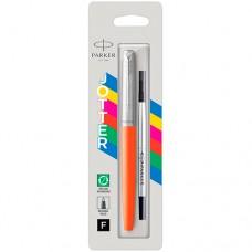 Ручка-роллер Parker (Паркер) Jotter Original T60 Orange CT