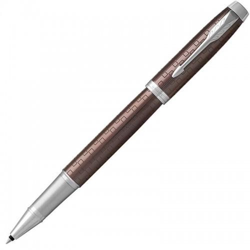 Ручка-роллер Parker (Паркер) IM Premium Brown CT в Ростове-на-Дону