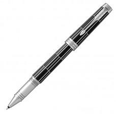 Ручка-роллер Parker (Паркер) Premier Luxury Black CT