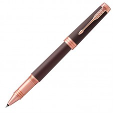 Ручка-роллер Parker (Паркер) Premier Soft Brown PGT