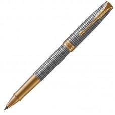 Ручка-роллер Parker (Паркер) Sonnet Luxury Cisele Silver GT