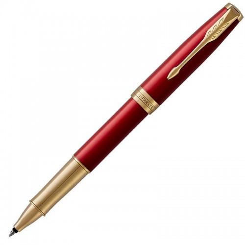 Ручка-роллер Parker (Паркер) Sonnet Core Red Lacquer GT в Ростове-на-Дону