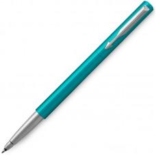 Ручка-роллер Parker (Паркер) Vector Standard T01 Blue Green CT