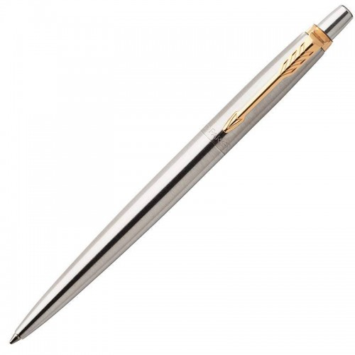 Шариковая ручка Parker (Паркер) Jotter Core Stainless Steel GT в Ростове-на-Дону