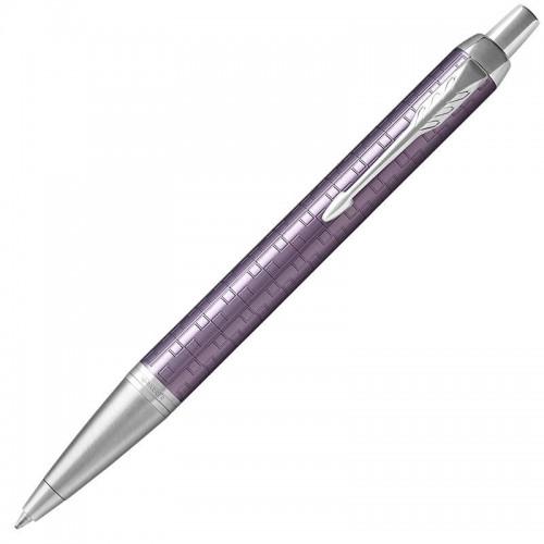 Шариковая ручка Parker (Паркер) IM Premium Dark Violet CT в Ростове-на-Дону