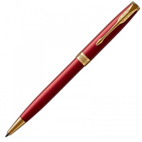 Шариковая ручка Parker (Паркер) Sonnet Core Red Lacquer GT в Ростове-на-Дону
