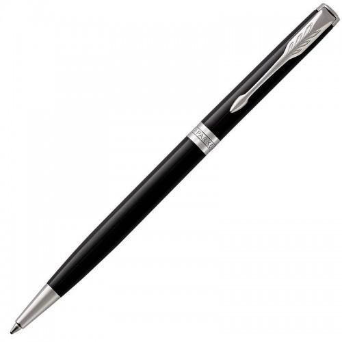 Шариковая ручка Parker (Паркер) Sonnet Core Slim Black Lacquer CT в Ростове-на-Дону