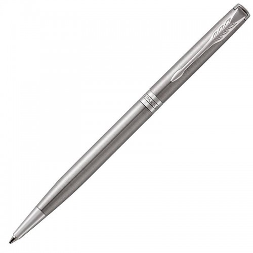 Шариковая ручка Parker (Паркер) Sonnet Core Slim Stainless Steel CT в Ростове-на-Дону