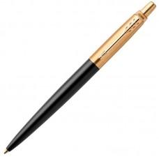 Шариковая ручка Parker (Паркер) Jotter Luxe Bond Street Black GT