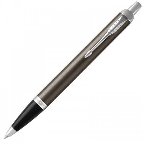 Шариковая ручка Parker (Паркер) IM Core Dark Espresso CT в Ростове-на-Дону
