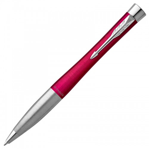 Шариковая ручка Parker (Паркер) Urban Core K314 Vibrant Magenta CT